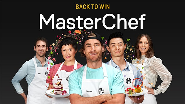 Master Chef Back to Win